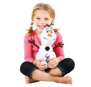 Frozen Olaf Storyteller was £19.99  now  £9.99 @  B&M