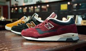 New Balance Real Ale Pack Trainers M1500AB & M576AKT £74.95 @ Urban Industry