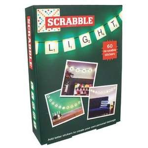 Scrabble Novelty Lights £7.50 @ Debenhams