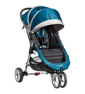 Baby Jogger City Mini 3 Wheeler (Teal and Crimson) £199.00 at Just Kidding