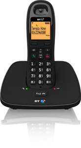 BT 1000 DECT Cordless Phone £14.99 - You Save: £10 Discount: 40% @ Ligo
