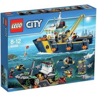 LEGO City Deep Sea Exploration Vessel Playset - 60095, £40 @ Tesco