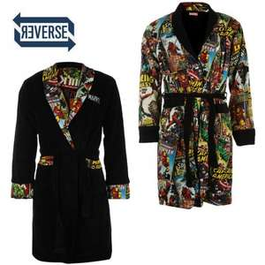 Marvel Reversible Robe (Dressing Gown) only £4.99 @ Home Bargains In store