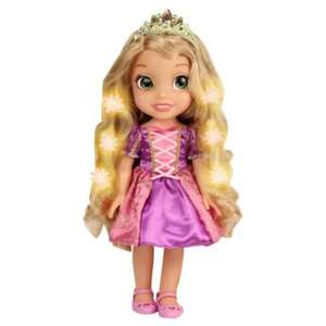 Hair Glow Rapunzel Doll £8.50 @ Tesco