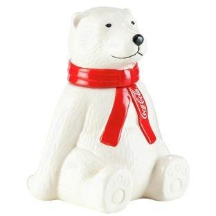 Coca Cola Polar Bear Storage Jar £6.99(Normally £15.99) @ Argos