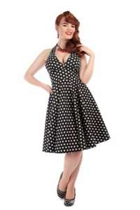 Marylin polka dot dress £10.50 + £5.50p&p @ Collectif up to 75% off sale