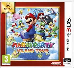 Mario Party Island Tour £13.95 at amazon.co.uk
