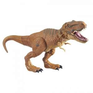Jurassic World Stomp and Strike T Rex 48% off £20.80 at Duncan's Toy Chest