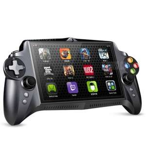 JXD Singularity S192 - NVIDIA K1 Tegra -  Gamepad 7inch Screen Game Console  -  BLACK £197 @ gearbest