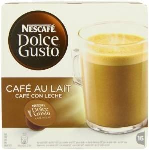 Nescafé Dolce Gusto Café Au Lait (Pack of 3, Total 48 Capsules, 48 servings) £11.16  (Prime) / £15.91 (non Prime) @ Amazon