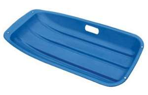 Cheap & cheerful sledge from Outdoorgear for £3.57 (£5.52 inc. next day postage)