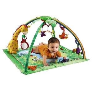 Fisher-Price Rainforest Melodies and Lights Deluxe Gym £29.99 @ Toys R us