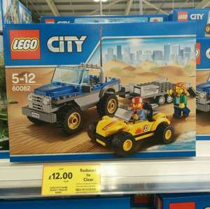 LEGO Dune Buggy Trailer 60082 £12 (Reduced from £18) instore @ Tesco (Bedworth)