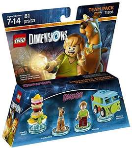 Lego Dimensions 71206 Scooby Doo Team Pack £22 @ Amazon with free delivery