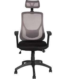 Eclipse Office Chair. Mesh Black and Grey. Price dropped again £44.99 @ Argos less than half price