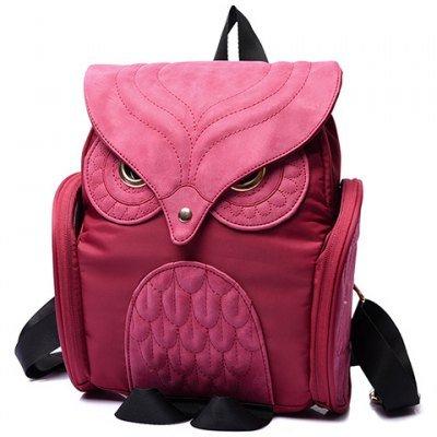 Owl Shaped Women's Satchel £12.06 @ Gearbest