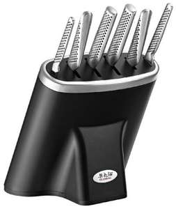 Global 7 Piece Knife Set with Knife Block £299.99 Sold by culinaire and Fulfilled by Amazon