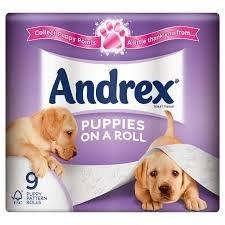 Andrex 9 Rolls - £3 @ Premier Stores