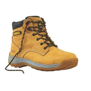 DeWalt Bolster Safety Boots @ Screwfix for £29.99 (25% off) with code