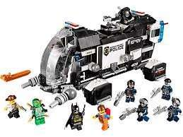Lego Movie Super Secret Police Dropship £49.99 @ Tesco Direct (free click and collect) or The Entertainer (free delivery)