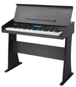 Rockjam 818 Digital Upright Piano with Upright Stand £109.99 @ amazon (RRP: £299.99)