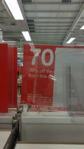 boots 70% off sale starting 13th