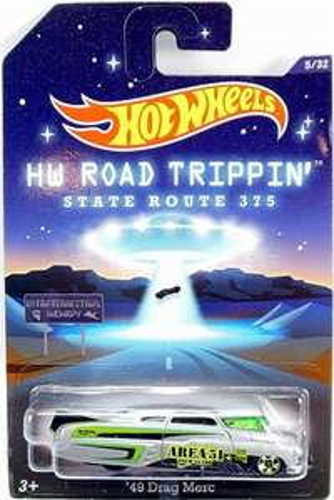Hot Wheels Road Trippin' Series £1 @ B&M