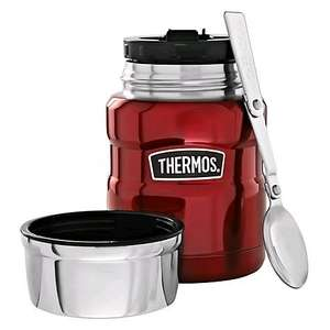 thermos 470 ml food flask in cranberry £12  instore at morrisons