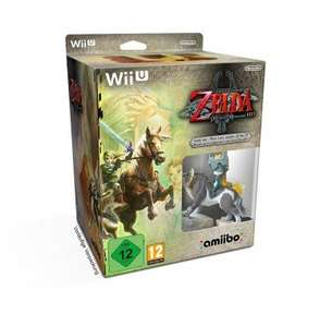 The Legend of Zelda Twilight Princess HD (with Amiibo and Soundtrack CD) Wii U £40.29 @ Gameseek