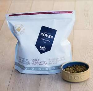 Dog Food Worth £27 For FREE £1 P&P @ tails