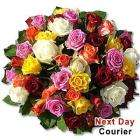 40 FAIRTRADE ROSES (Mixed Colours) FOR £10.00 - Instore at Sainsburys