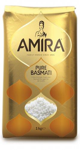 Amira Pure Basmati Rice (500g) - 10p @ B&M