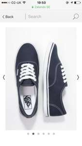 Lots of vans from £14.10 free delivery @ zalando