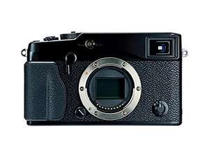 Fujifilm X-Pro1 Digital Camera(Body Only)  £287.17. amazon