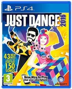 (PS4/Xbox One) Just Dance 2016 New & Delivered £14.99 @ Game.co.uk