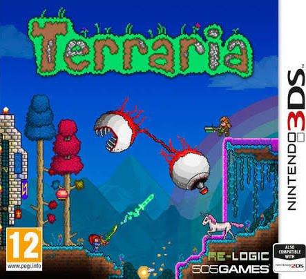 Terraria for Nintendo 3DS £15.99 @ Argos