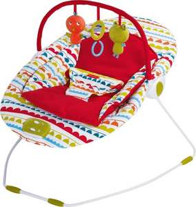 Mamas & Papas Merry-go-round Bouncing Cradle now only £15.99 delivered at Argos /eBay
