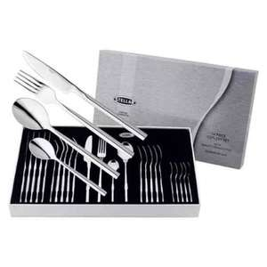Stellar Rochester Polished 32 Piece Cutlery Gift Box Set £49.94 @ hartsofstur