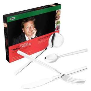 Horwood James Martin 'Stellar' 24 piece cutlery set £45 @ Debenhams