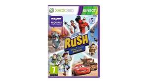Kinect Rush (£4.99 Free Delivery): A Disney Pixar Adventure Xbox 360 Game for Kinect @ microsoftstore