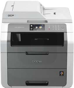 Brother DCP-9020CDW Multifunction Colour Laser Wireless Printer £189.99 @ Amazon