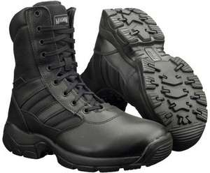 Panther 8.0 Black Steel Toe Safety Boots UK Sizes 7 - 13 £39.15 + free delivery @ Magnum boots (£36.28 with TCB)