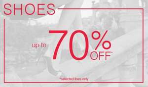 Upto 70% off sale + Extra 10% off (Or FREE delivery) + poss 9% Quidco @ Moda in Pelle