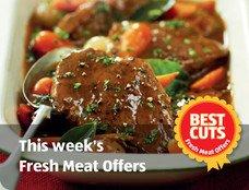 Latest Fresh Meat Offers @ Aldi