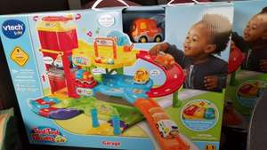 Vtech toot toot garage reduced to £9 instore at Tesco (Langley)