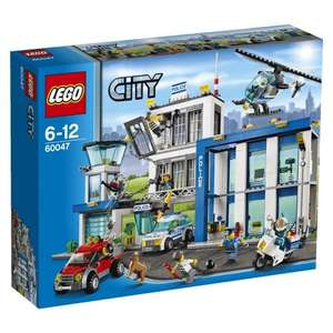 LEGO City 60047 Police Station £55 @ Amazon with free delivery