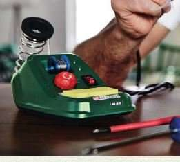 Soldering Station 48W - Adjustable Temperature - £8.99 - LIDL (Parkside) 25th Jan