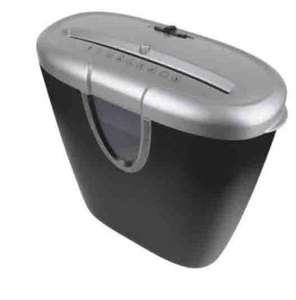 Cross Cut Shredder with 12 Litre Bin £14.50 @ Tesco
