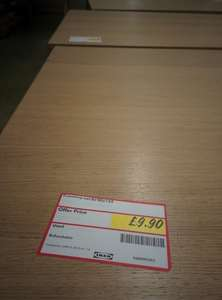 Ikea full size dining tables from £1.50. Milton Keynes.