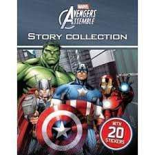 Marvel Avengers Assemble Story Collection £4 @ Tesco Direct